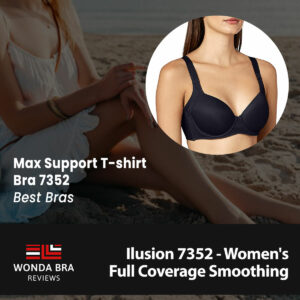 Ilusion 7352 - Women's Full Coverage Smoothing